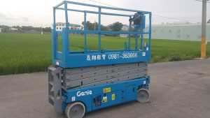 Genie GS-2632(8米)高空作業車