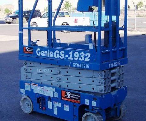 GENIE GS-1932(6米)自走式高空作業車